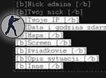 Jak wysłać skargę ze screenem po otrzymaniu bana na serwerze CS