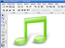 Jak zrobić błyszczące przyciski w Inkscape