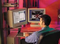Jak pracować na dwóch monitorach