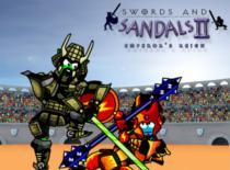 """Jak """"ułatwić"""" sobie grę Swords and Sandals 2"""
