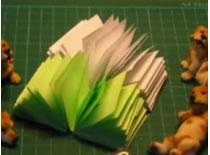 Jak zrobić węża z papieru