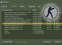 Jak dodać serwer w CS 1.6