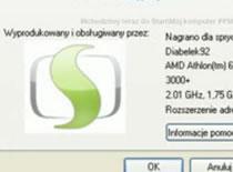 Jak dodać własne logo do właściwości komputera