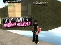 Jak w THAW zobaczyć napis Hollywood z dzielnicy Downtown