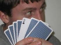 Jak zrobić trick z odwróconą kartą