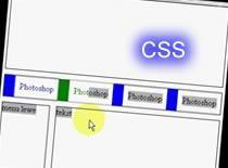 Jak zrobić menu nawigacyjne w css