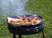 Jak rozpalić grilla jedną zapałką