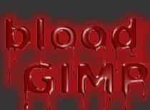 Jak wykonać teksturę krwi w Gimpie