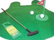 Jak zrobić mini pole golfowe