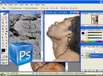 Jak zmienić teksturę ciała na zdjęciu w Photoshopie