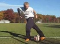 """Jak wykonać trik piłkarski - """"Hocus Pocus"""""""