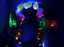 Jak zrobić podświetlane balony
