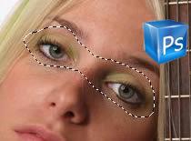 Jak usunąć cienie pod oczami w Adobe Photoshop