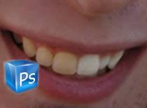 Jak wybielić zęby - Adobe Photoshop