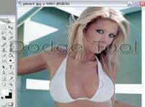 Jak powiększyć piersi w Adobe Photoshop