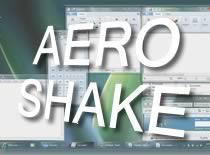 Jak zainstalować Aero Shake na Windows XP lub Vista