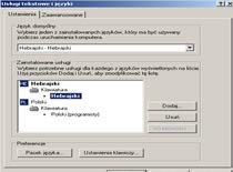 Jak rozwiązać problem językowy w Windows XP