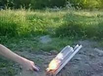 Jak zrobić rakietę z butelki