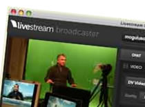 Jak zrobić własną kamerę online na livestream.com