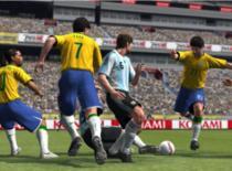 Jak strzelać gole w Pro Evolution Soccer 2009
