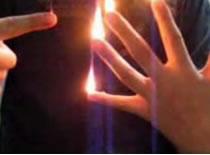 Jak podpalić palce aby się nie oparzyć