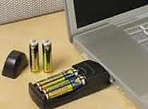 Jak zrobić ładowarkę USB na baterie alkaiczne