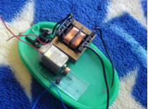 Jak zrobić urządzenie kopiące prądem