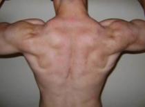 Jak trenować mięśnie grzbietu