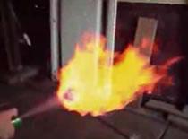 Jak zrobić palnik z aerozolu