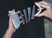 Jak znaleźć wybraną kartę w rozsypanej talii