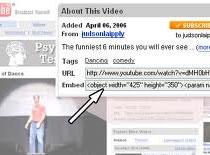 Jak wstawić film z YouTube na swoją stronkę