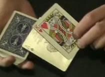 Jak wykonać zmianę karty - Zmiana Erdnase