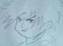 Jak narysować twarz dziecka w stylu manga