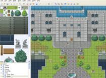 Jak zrobić pierwszą mapkę w RPG Maker XP #2
