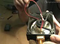 Jak zrobić wentylator oczyszczający powietrze