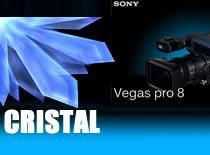 Jak dodać efekt Crystal Text w Sony Vegas