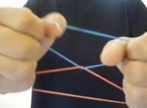 Jak połączyć gumki recepturki