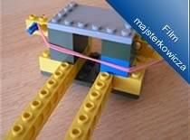Jak zrobić kuszę z klocków Lego na metalowe skoble