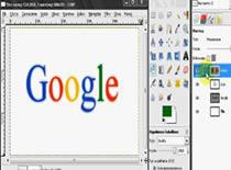 Jak wykonać logo Google