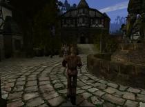 Jak wejść do górnego miasta w Gothic 2