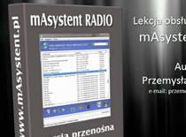Jak słuchać radia internetowego w mAsystent RADIO