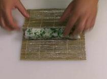 Jak zrobić sushi po polsku - z bekonem i musztardą