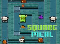 Jak przenikać przez ściany w grze Square Meal