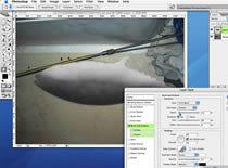 Jak zrobić efekt zamrożonego tekstu w Adobe Photoshop