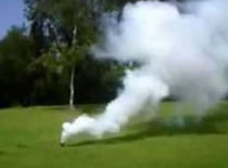 Jak zrobić świecę dymną - karmelek