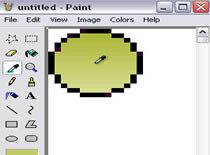 Jak wykonać gradient w MS Paint