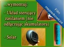 Jak zrobić lampkę na energię słoneczną