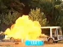 Jak zrobić wybuch w basenie