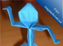Jak zrobić ludzika - zabawkę z papieru