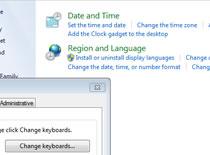 Jak zmienić język w Windows 7 RC